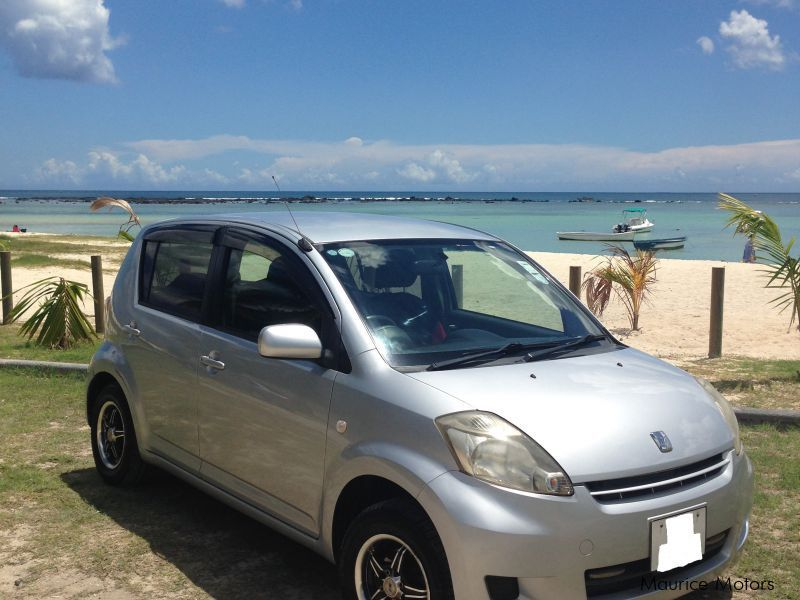 Pre-owned Toyota PASSO for sale in Mauritius