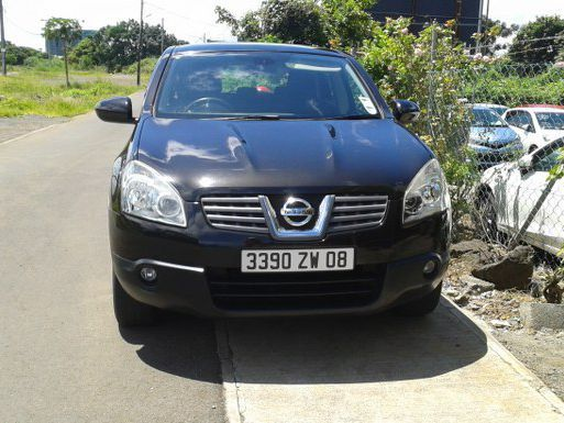 Pre-owned Nissan qashqai for sale in Mauritius