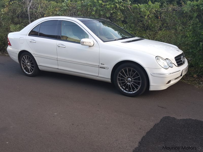 Used Mercedes-Benz C180 AMG turbo for sale in Mauritius