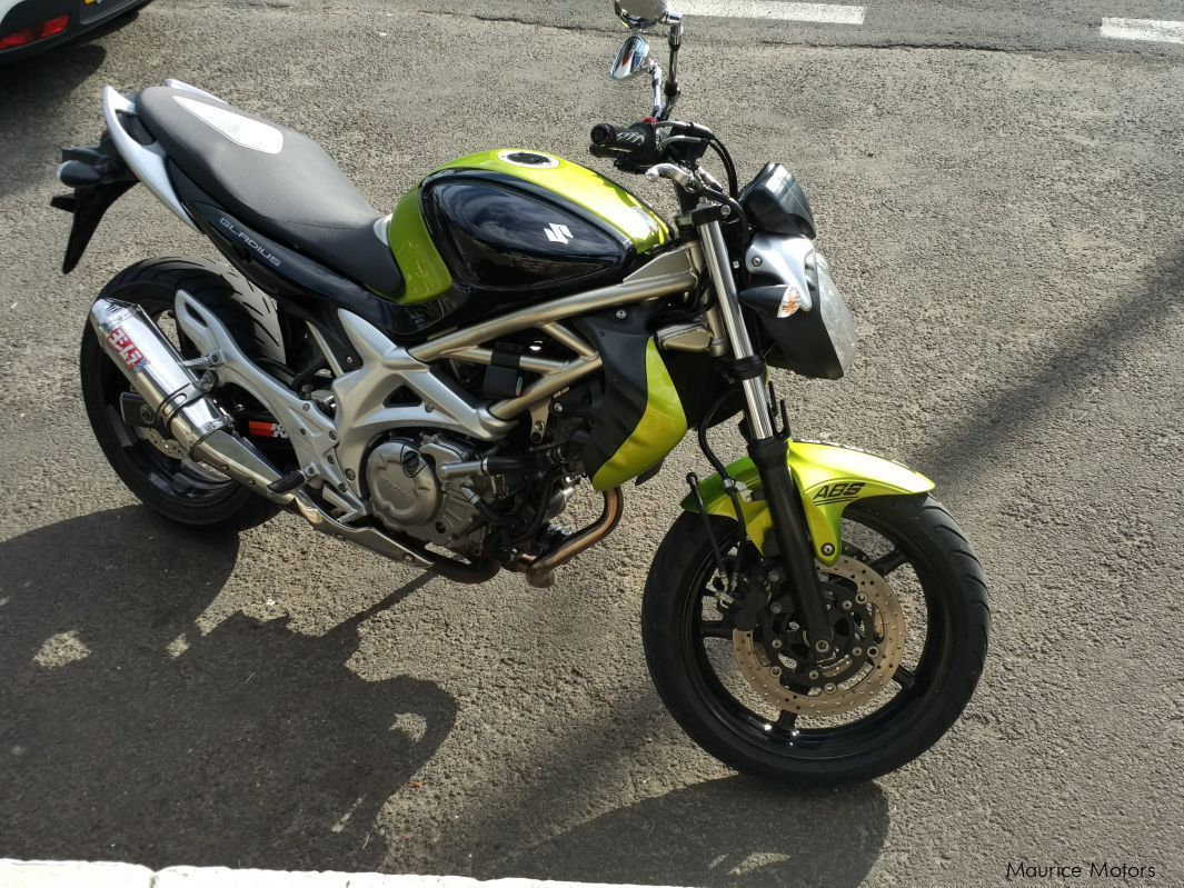 Pre-owned Suzuki Gladius (SFV650) for sale in