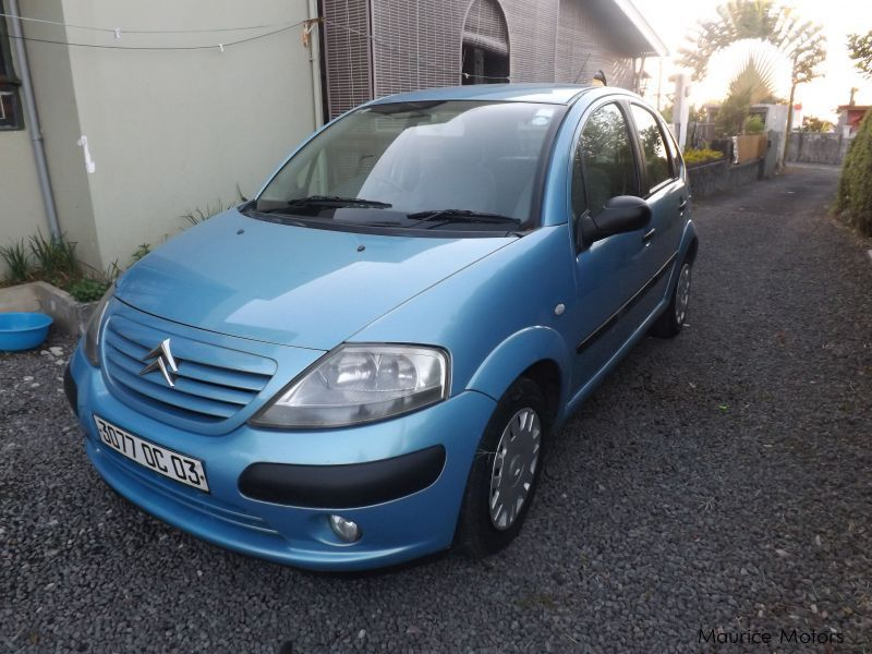 Used Citroen C3 for sale in Mauritius