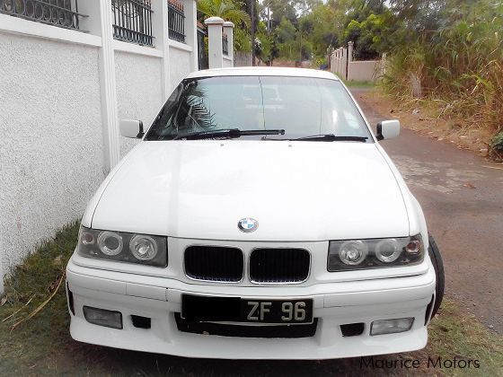 Used BMW 318 i.s for sale in Mauritius