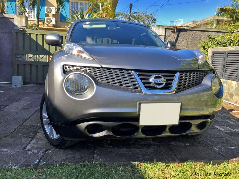 Pre-owned Nissan Juke Rx for sale in Mauritius