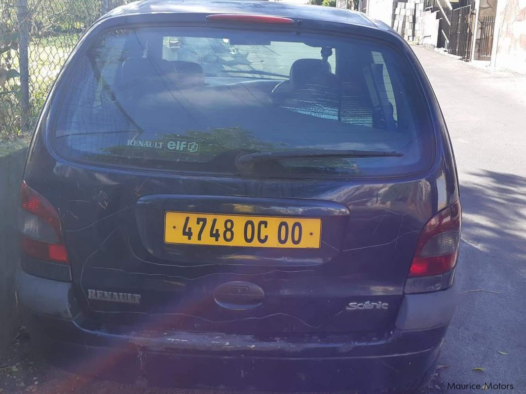 Pre-owned Renault Renault scenic disel turbo hatch back for sale in
