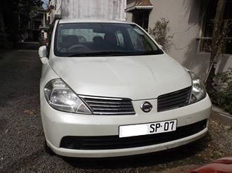 Used Nissan Tiida for sale in Mauritius