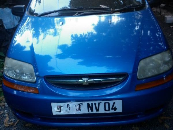 Pre-owned Chevrolet Aveo for sale in Mauritius