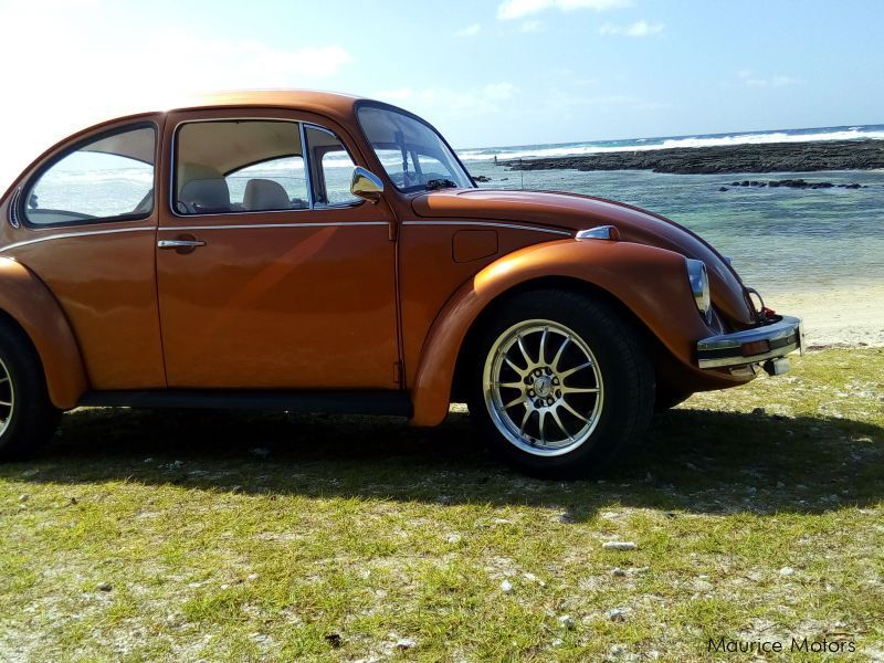 Pre-owned Volkswagen old beetle for sale in Mauritius
