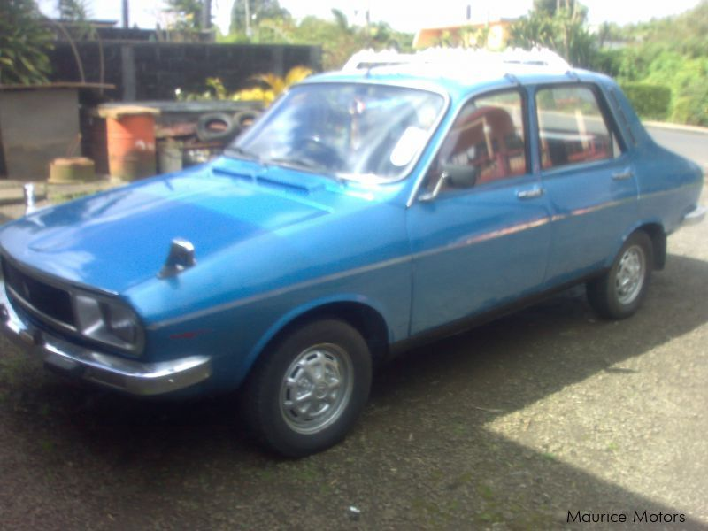 Used Renault 12 TS for sale in Mauritius