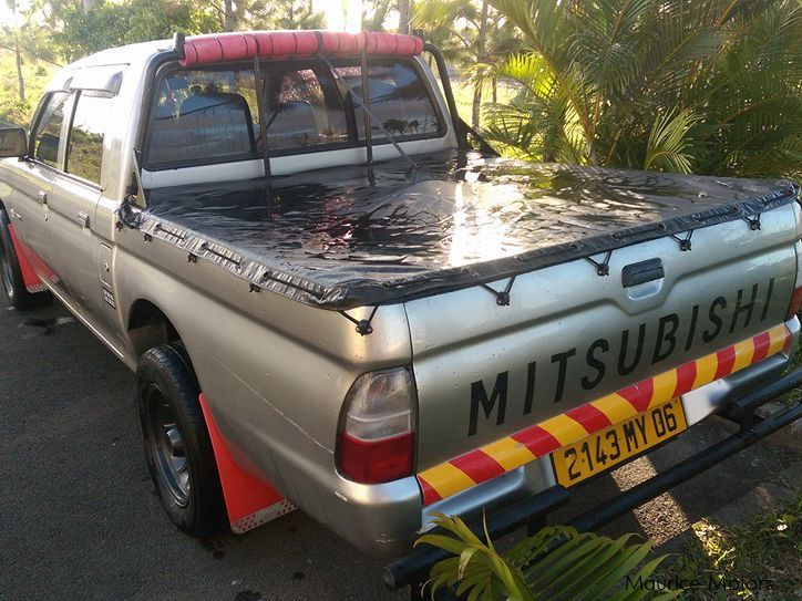 Used Mitsubishi L200 for sale in