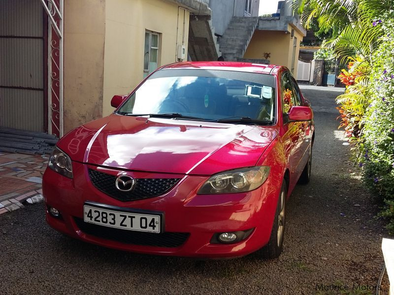 Pre-owned Mazda 3 for sale in Mauritius
