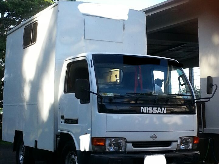 Used Nissan cabstar for sale in Mauritius