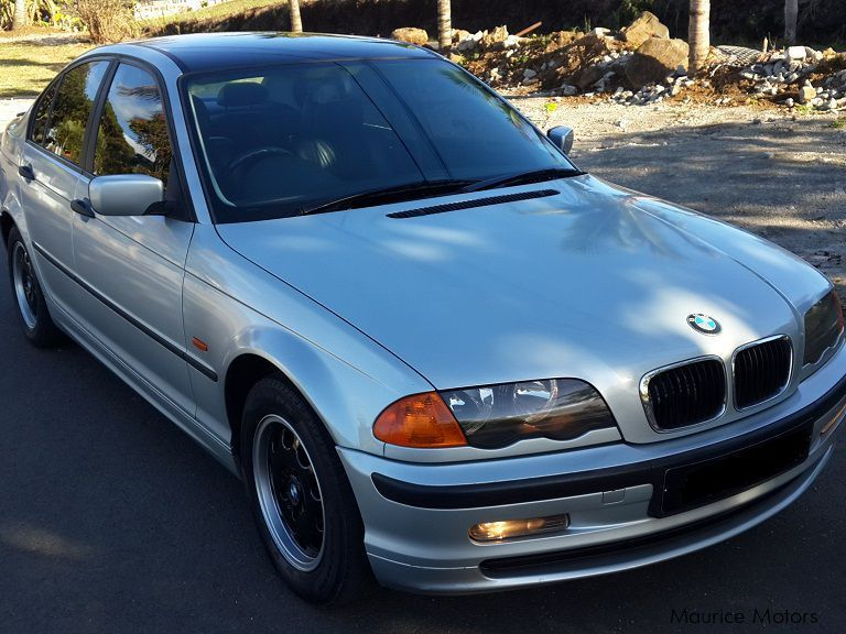 Used BMW 318i (E46) for sale in Mauritius
