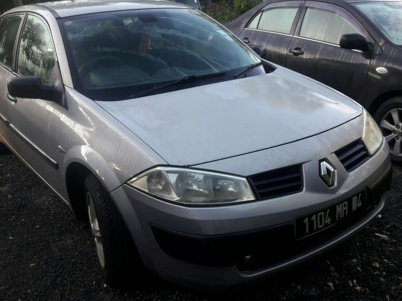 Pre-owned Renault Megane Berlin II for sale in Mauritius