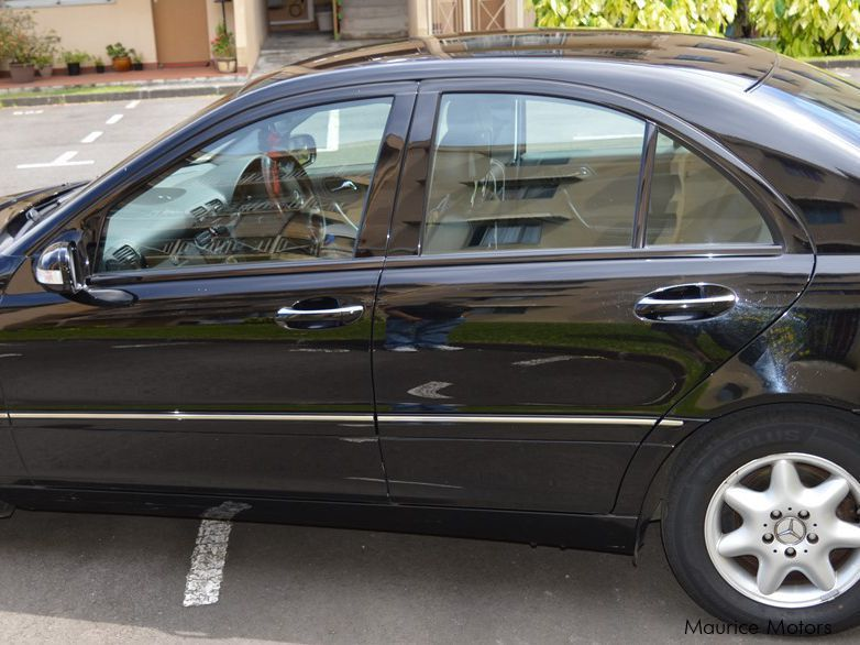 Used Mercedes-Benz C 180 for sale in Mauritius