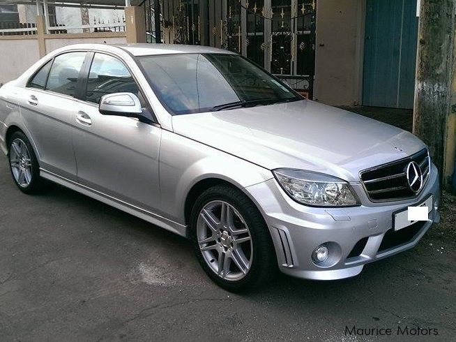 Used Mercedes-Benz C200 Kompressor for sale in Mauritius