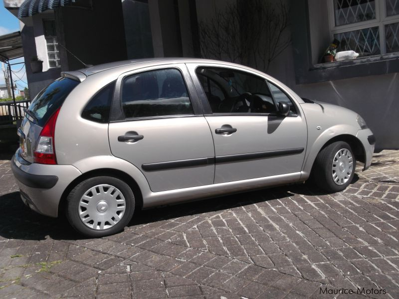 Pre-owned Citroen C3 for sale in Mauritius