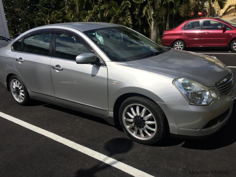 Pre-owned Nissan Bluebird Sylphy for sale in Mauritius