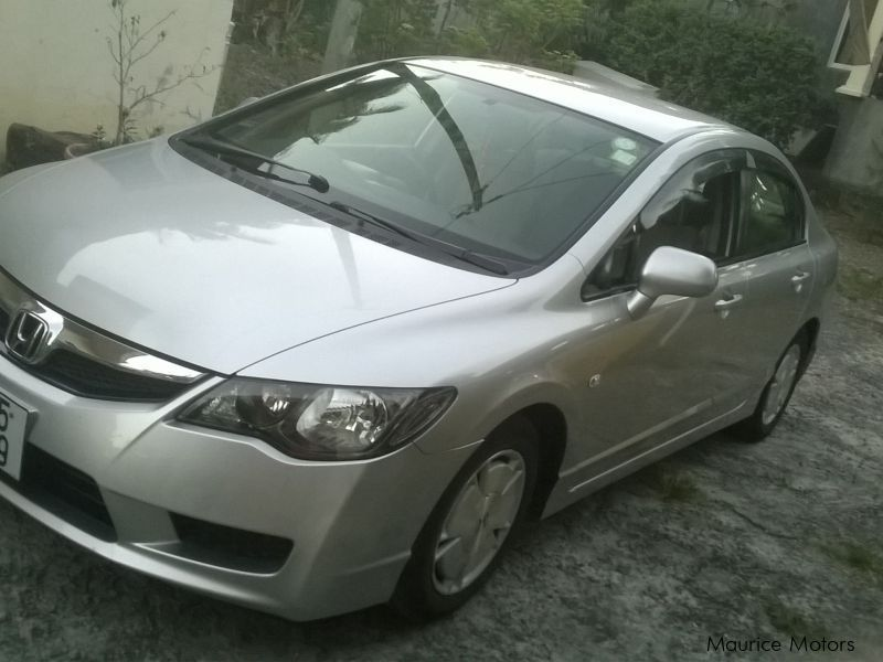 Used Honda Civic Hybrid for sale in Mauritius