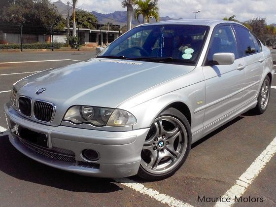 Pre-owned BMW E46 320D for sale in Mauritius