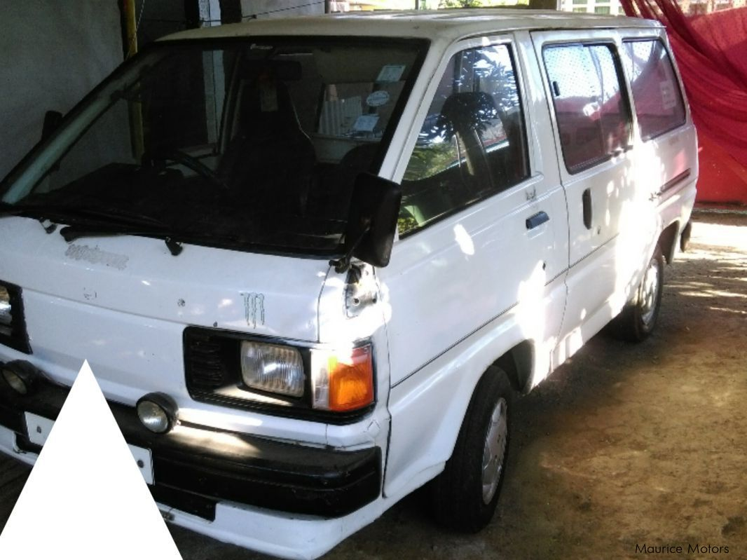 Pre-owned Toyota Liteace for sale in