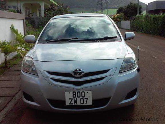 Pre-owned Toyota Belta for sale in Mauritius