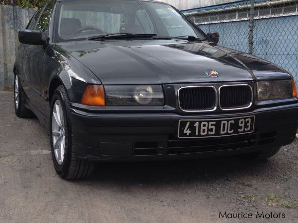 Used BMW E36 318iS for sale in Mauritius