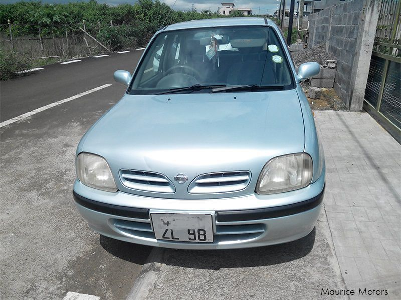 Used Nissan March AK11 for sale in Mauritius