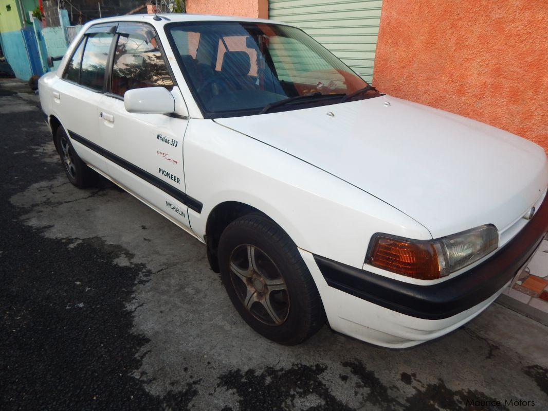 Pre-owned Mazda Familia 323 for sale in