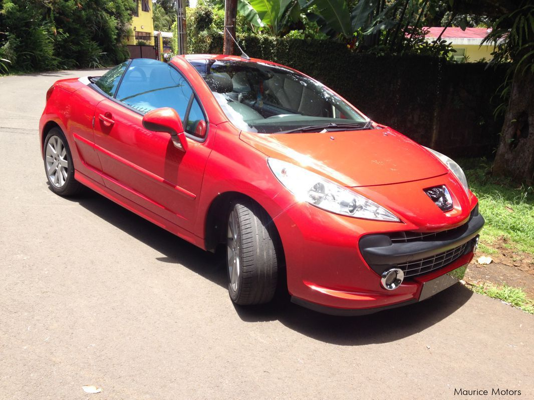 Used Peugeot 207cc for sale