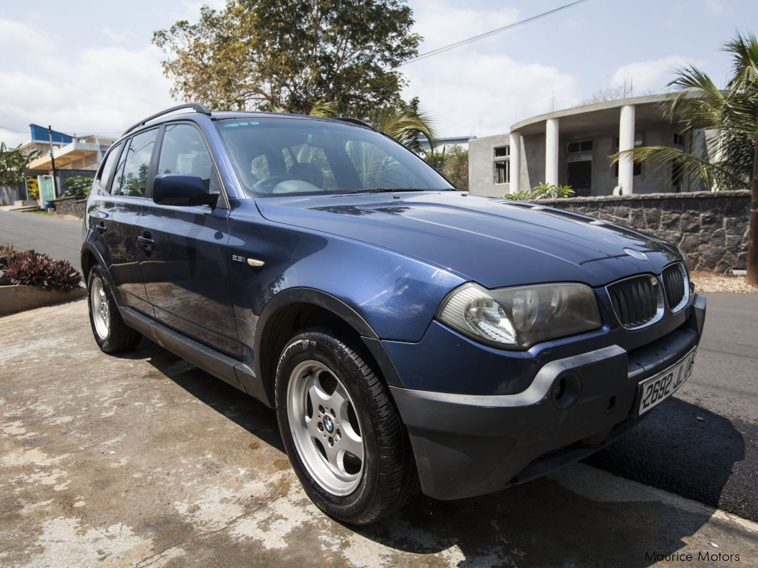 Pre-owned BMW X3 2.5i for sale in