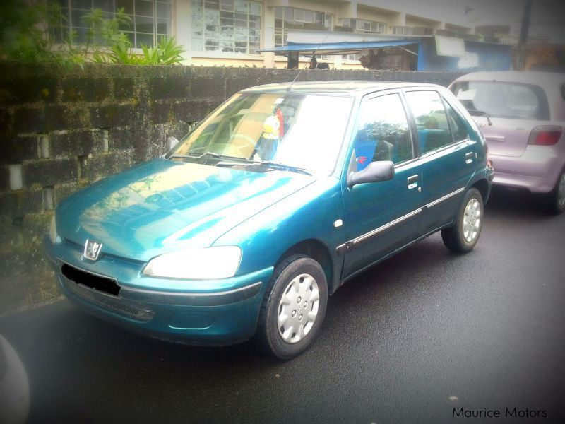 Used Peugeot 106 equinox for sale in Mauritius