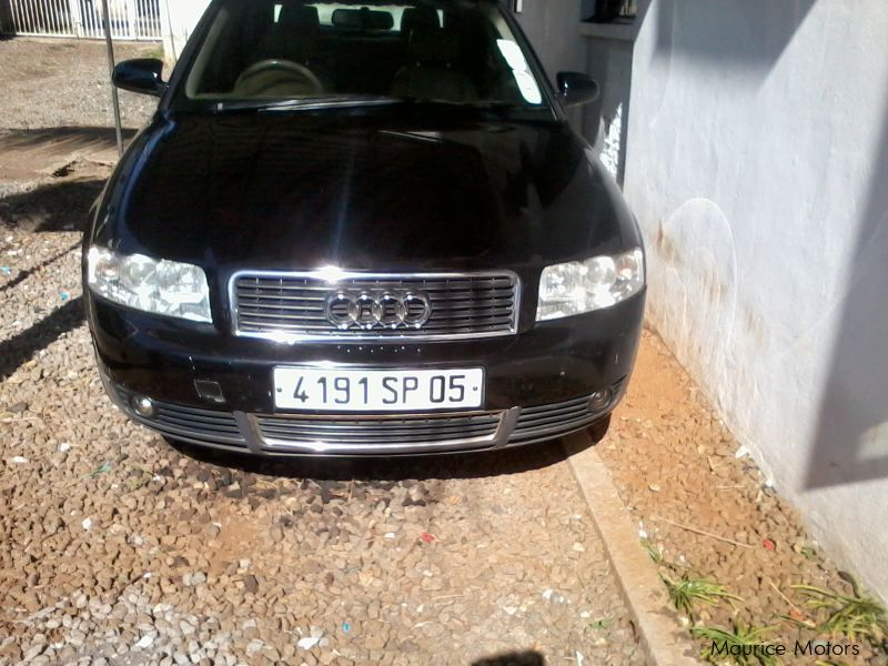 Pre-owned Audi A4 TDI for sale in Mauritius