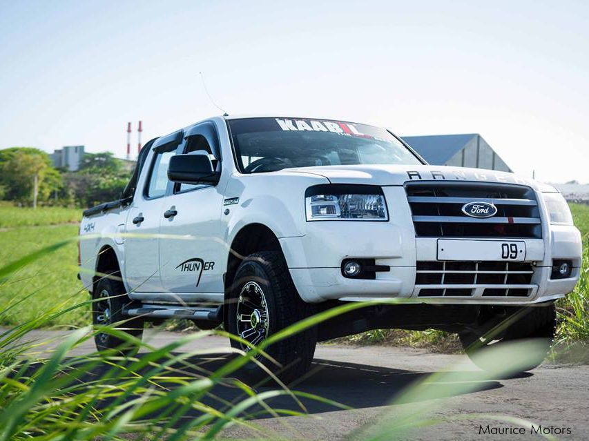 Used Ford RANGER- high trail for sale in