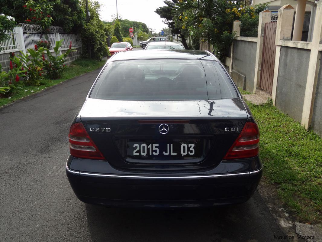Pre-owned Mercedes-Benz C 270 CDI for sale in