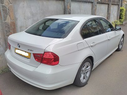 Pre-owned BMW 316i for sale in Mauritius