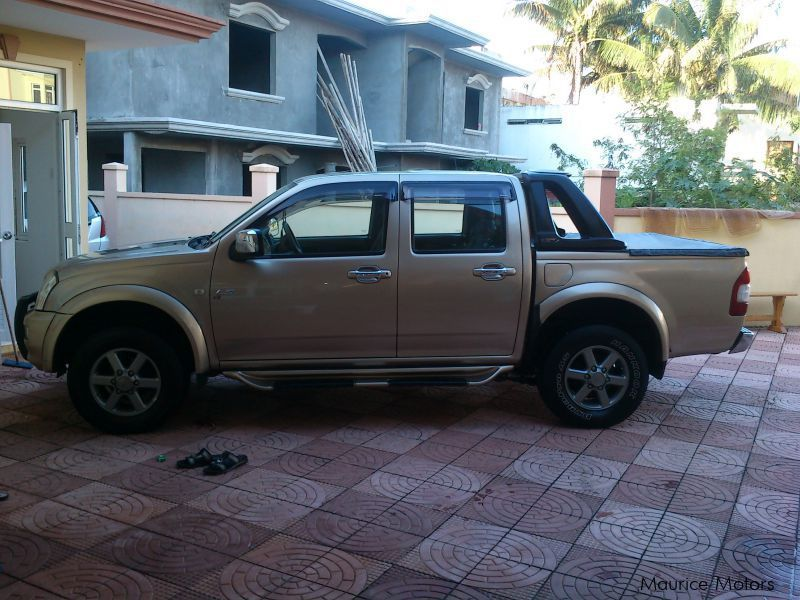Used Isuzu Dmax LS Automatic 4x4 for sale in Mauritius