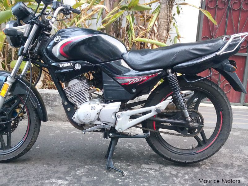 Pre-owned Yamaha ybr for sale in Mauritius