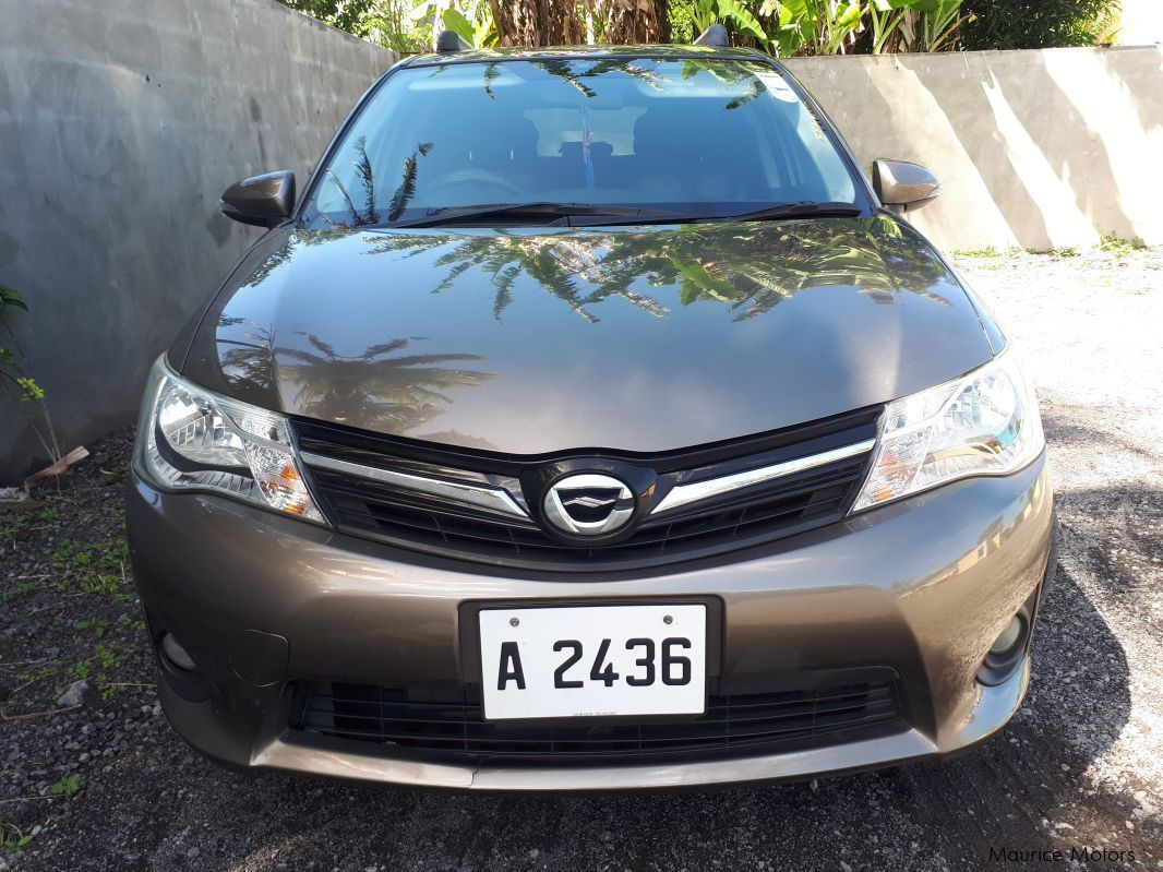 Pre-owned Toyota Fielder for sale in