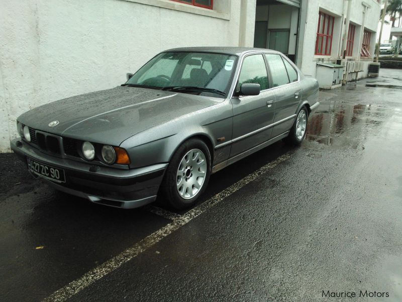 Pre-owned BMW e34 530i for sale in Mauritius