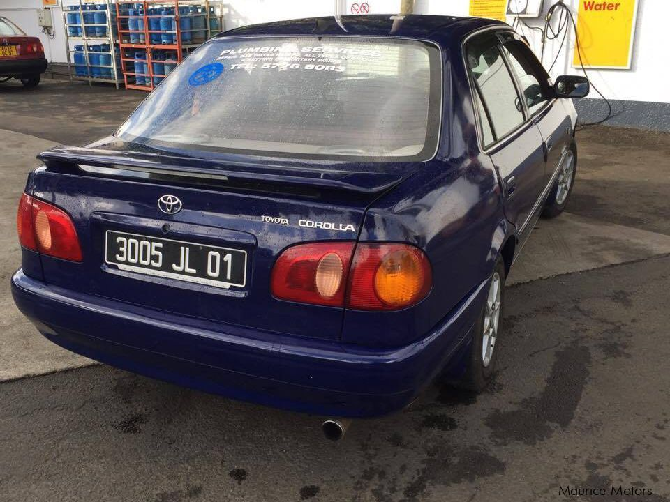 Pre-owned Toyota Corolla E110 Facelift. for sale in