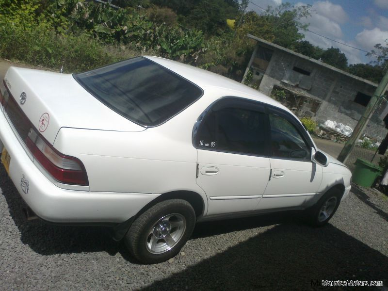 Used Toyota EE101 for sale in Mauritius
