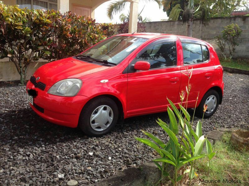 Pre-owned Toyota Vits for sale in