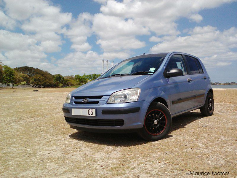 Pre-owned Hyundai Getz GL for sale in