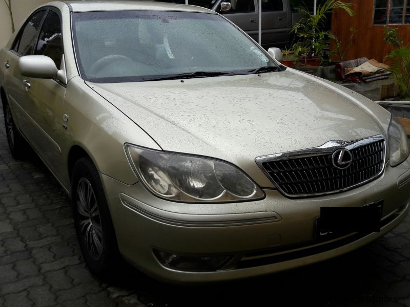 Pre-owned Toyota Camry for sale in Mauritius