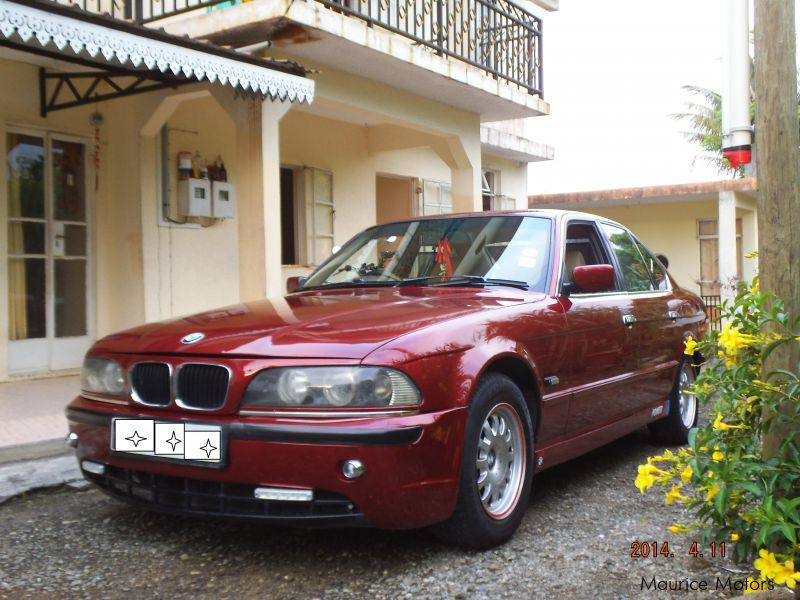 Used BMW 518 for sale in Mauritius