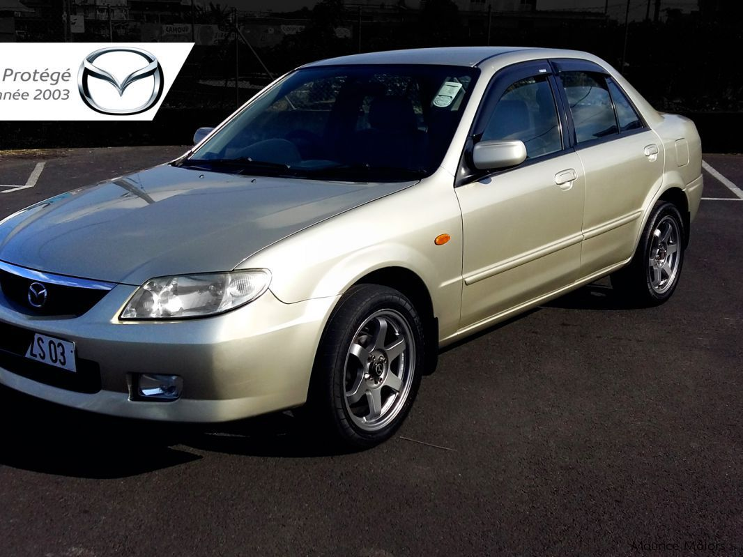 Pre-owned Mazda 323 Protégé for sale in