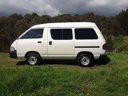 Used Toyota townace for sale in Mauritius