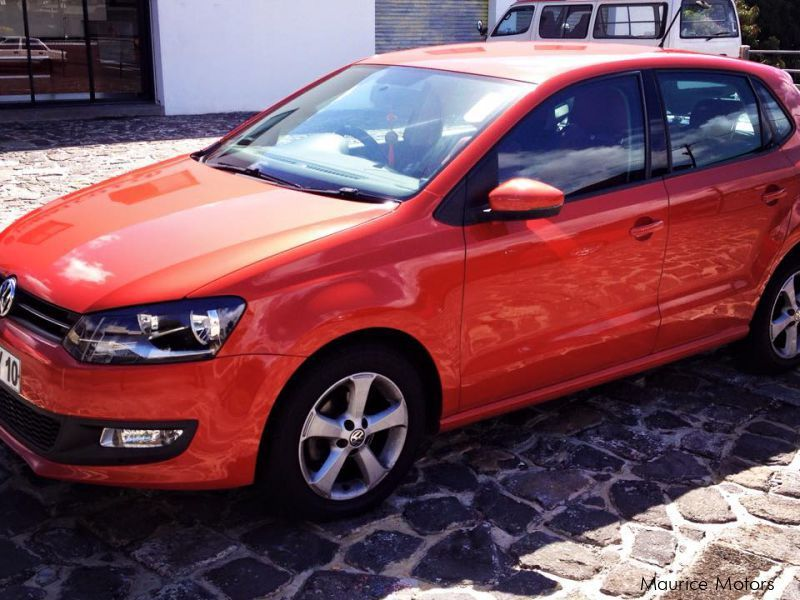Pre-owned Volkswagen Polo 1.4 for sale in Mauritius
