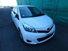 Pre-owned Toyota vitz smart stop for sale in