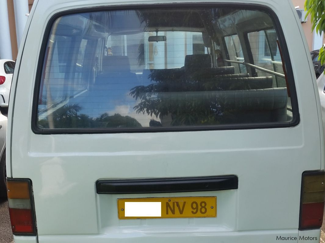 Pre-owned Nissan Urvan Highroof for sale in